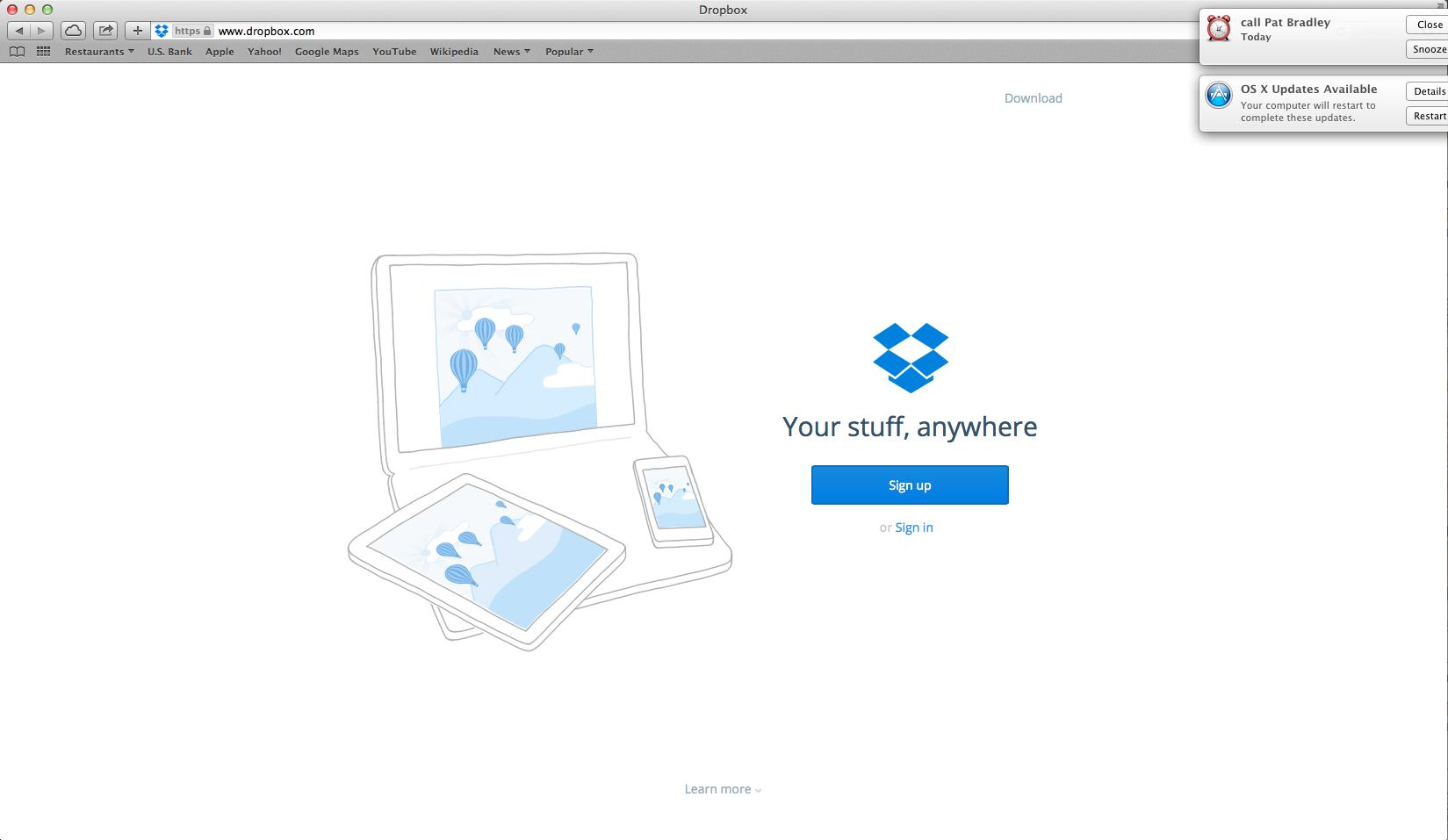 Dropbox Folder Instructions | Digital Illustration Summer 2016